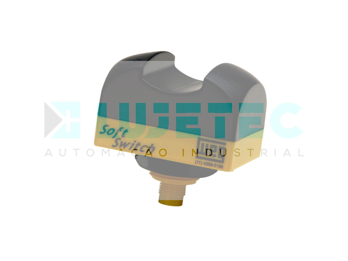 BOTAO SOFT SWITCH 22MM SS28-30R1PD2/24 24VCC 1NA+1NF C/CABO 2MTS