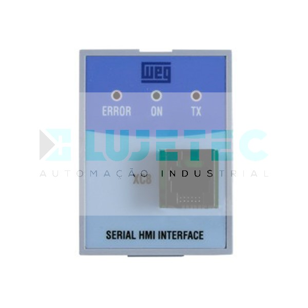 MODULO INTERFACE IHM SERIAL REMOTA MIS-CFW08-RS